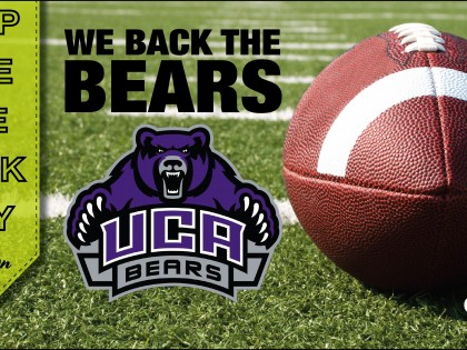 We Back The Bears